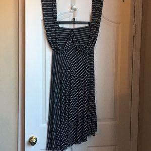 wear it as a dress or skirt, the 8 way dress!